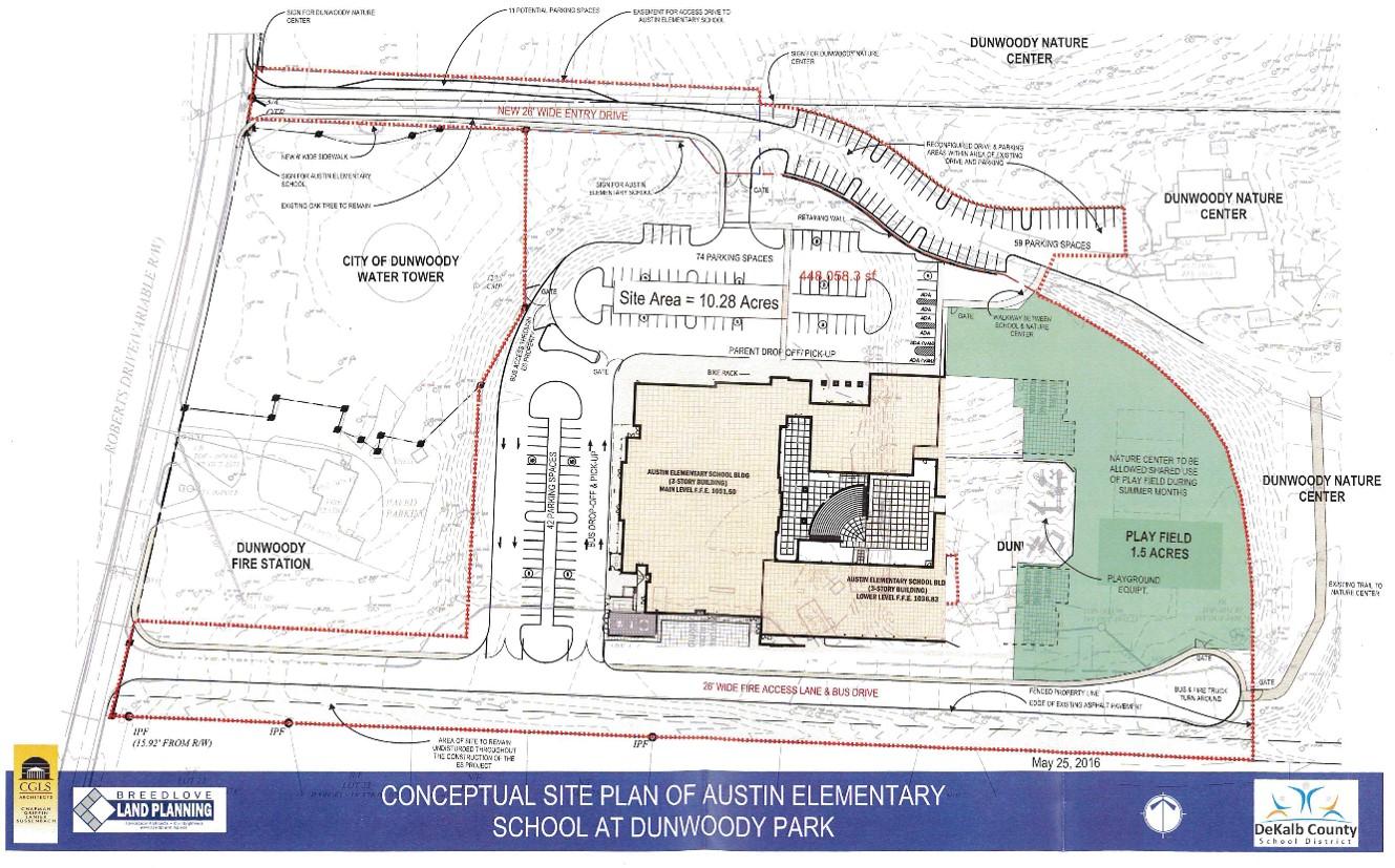 Heneghans Dunwoody Blog Dunwoody and DeKalb County Board of – City Of Austin Site Plan Application