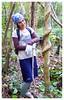 CONTEMPLATING A TREE IN THE UN-TRAILED JUNGLES OF YAMBARU