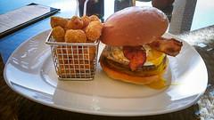 Relish Breakfast Burger (Cellphone)