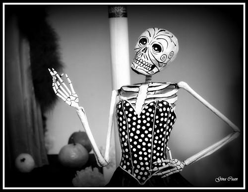 Conmemoración del Día de Muertos, Puebla.