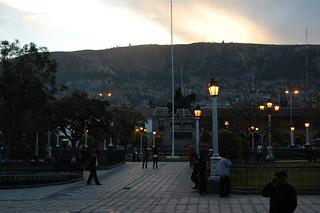 Main Plaza, Huamanga, Ayacucho, Peru