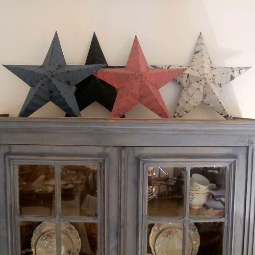 estrellas amish