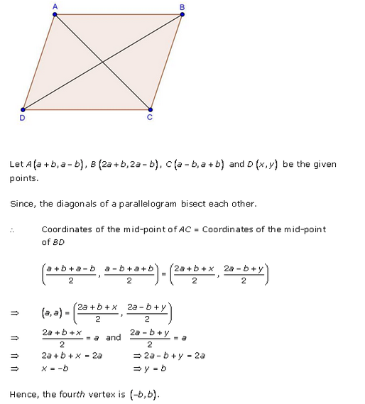 RD-Sharma-class 10-Solutions-Chapter-14-Coordinate Gometry-Ex-14.3-Q19