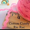 Cotton Candy one of 8 new Ric Rac colors just added to the shop! #RicRac makes me giddy!