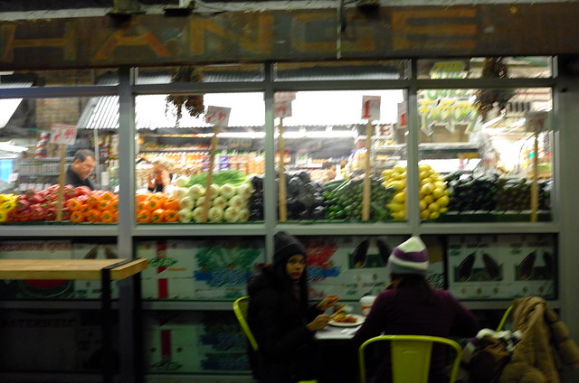 Chelsea Market, NY, 26 Dec 2014. L164