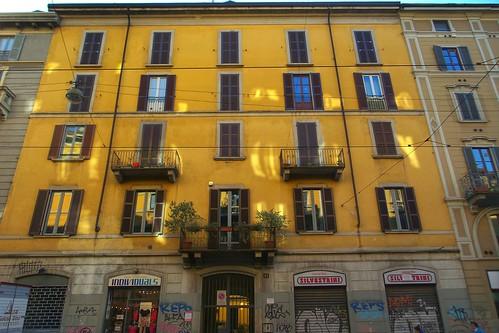 Finestre e riflessi delle #finestre