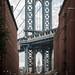 Manhattan Bridge by khanusiak