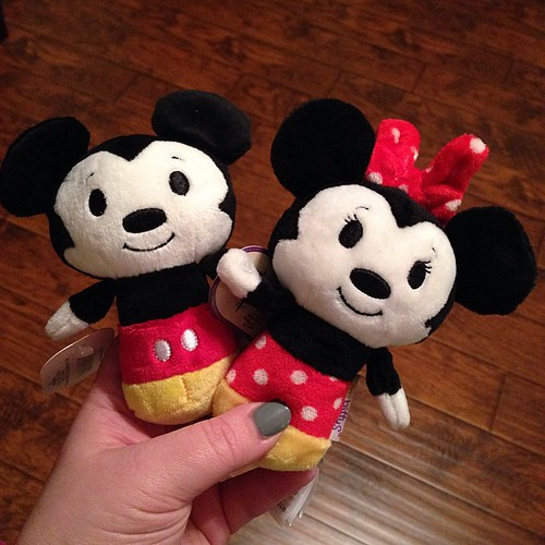 12:365 I needed something cute & Disney today. #mouselife #ittybittys