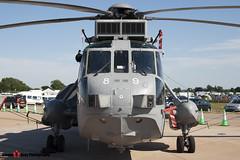 ZE420 189 - WA958 - Royal Navy - Westland WS-61 Sea King ASaC7 - Fairford RIAT 2006 - Steven Gray - CRW_1994