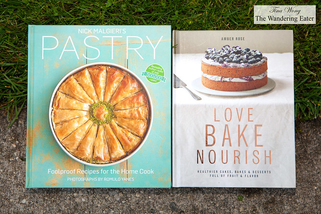 Nick Malgieri's Pastry and Love Bake Nourish by Amber Rose