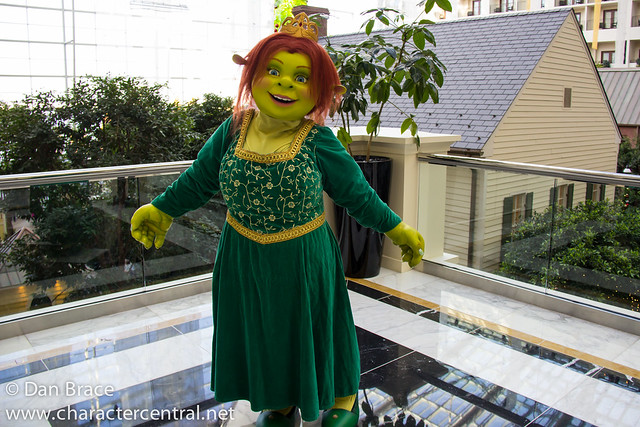 Meeting Princess Fiona