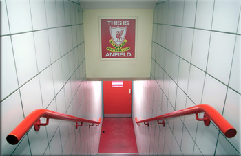 Anfield sign