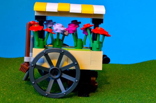 Flower cart 3