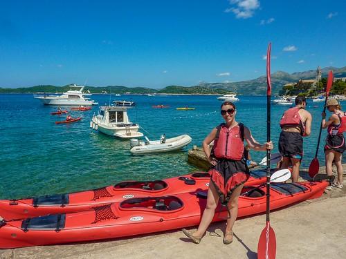 Elafiti Island Kayak Tour, Croatia-7