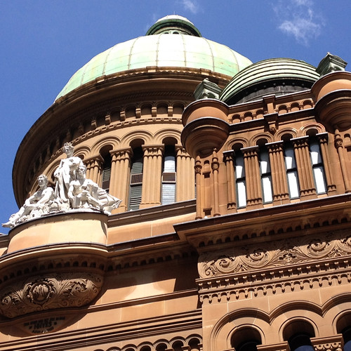 Sydney QVB