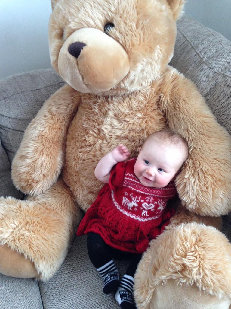 Phoebe January 2014 Bear