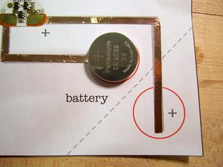 circuit sticker microcontroller template