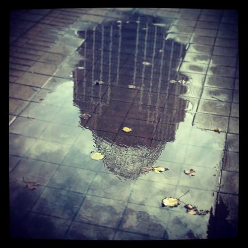 Reflections of downtown Cincinnati...