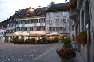 Изображение Stein am Rhein. schweiz switzerland suisse schaffhausen steinamrhein