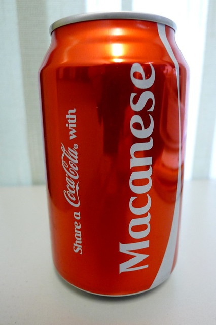 coca-cola macaense