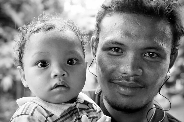 Header of Father and Son