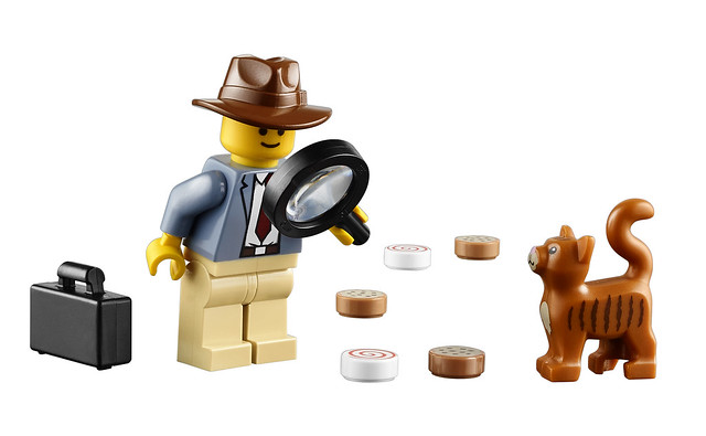 10246 Detective's Office