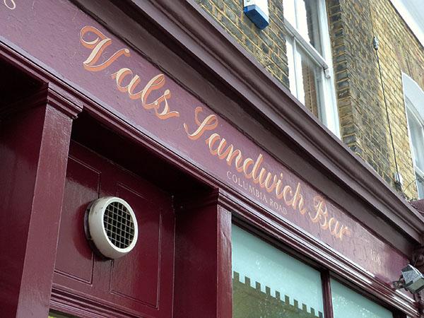 vals sandwich bar