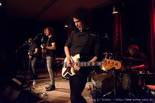 Steffen Graef, Michael Schulte. Joschka Bender & Lars Brand / Michael Schulte & Band (SAD_20141118_NKN04593)