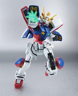 ROBOT魂 <SIDE MS> 『機動武闘傳G 鋼彈』閃光鋼彈