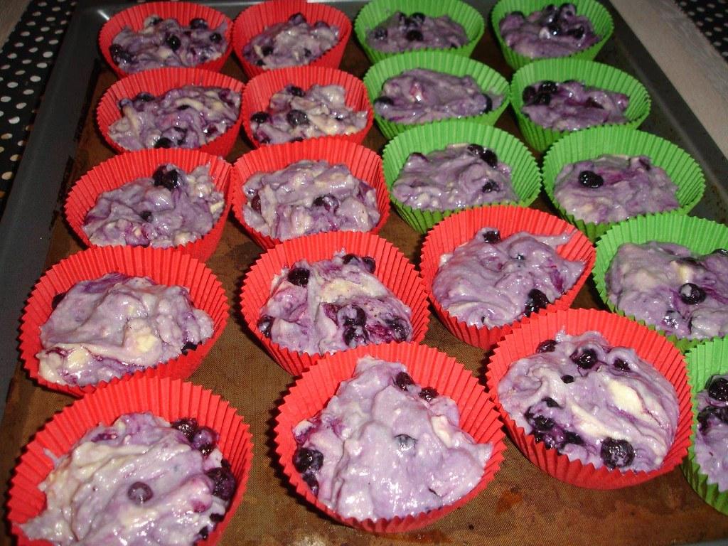 Blåbærmuffins med hvid chokolade (15)