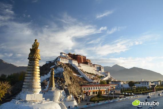 4. Lhasa, Trung Quốc