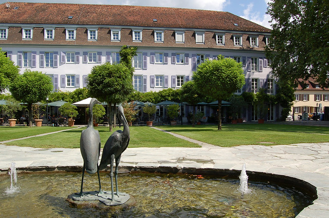 Hotel Am Kurpark Bad Hersfeld Parken