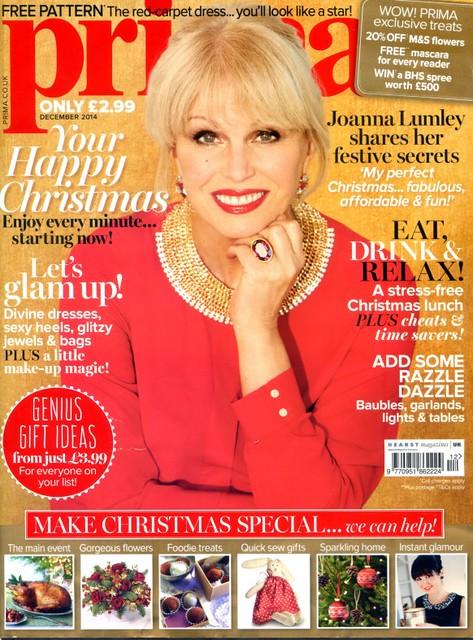 Prima Magazine - Pattern, December 2014 (01)