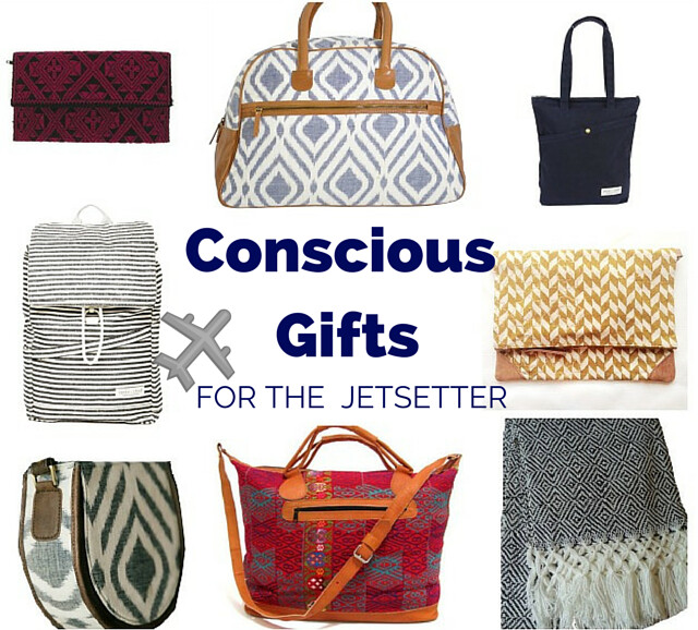 Conscious Gift Guide for the Jetsetter