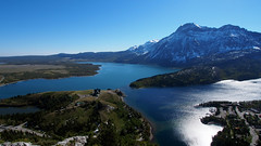 Waterton Lakes from Bears's Hump