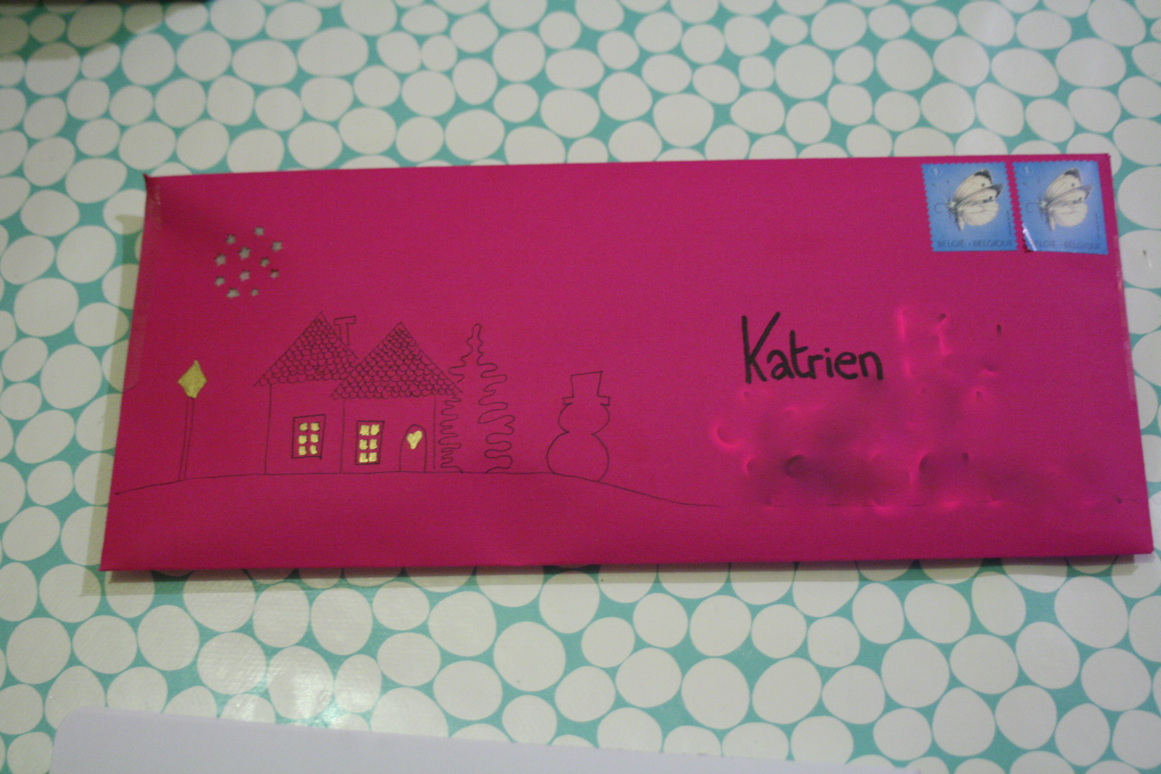 Secret Santa Katrien