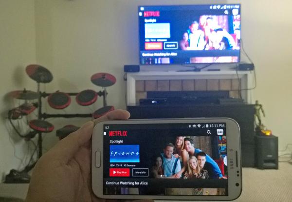 Push2TV 1