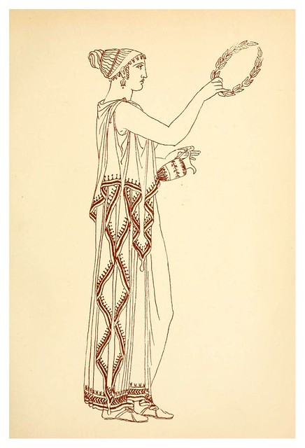 013-Ancient Greek female costume…1881- J. Moyr Smith