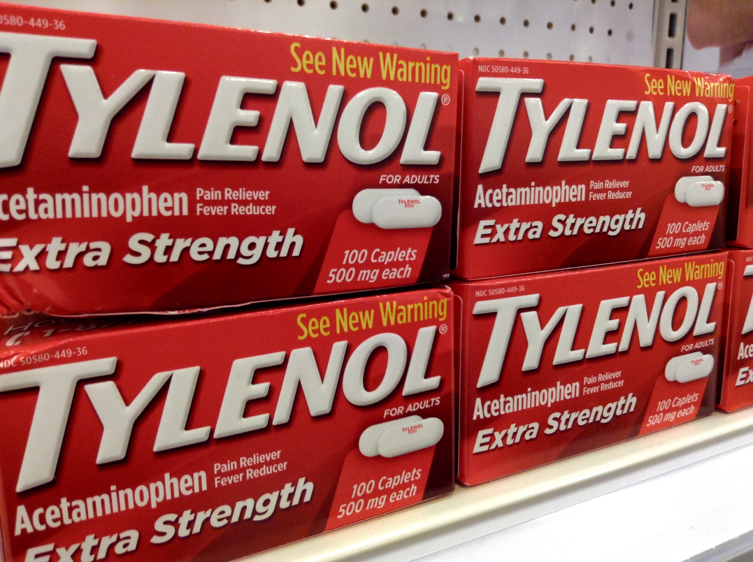 what is acetaminophen tylenol