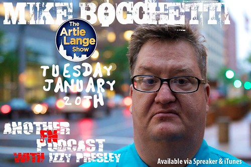 01-20-15 Another F'n Podcast with Izzy Presley (Mike Bocchetti)