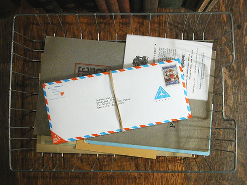 SAMPLE LETTER ENVELOPE