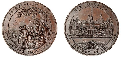 New Haven Bicentennial Medal