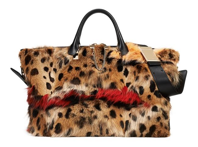 1 Bag Chloe Baylee-Fur