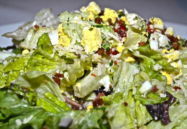 Ocean prime atlanta - chop chop salad