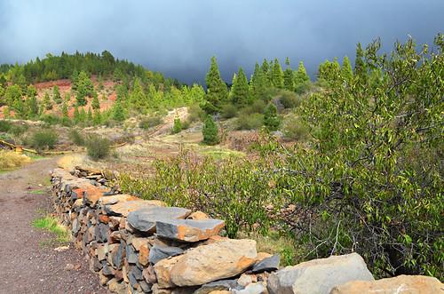 Rain Clouds, Vilaflor, Tenerife