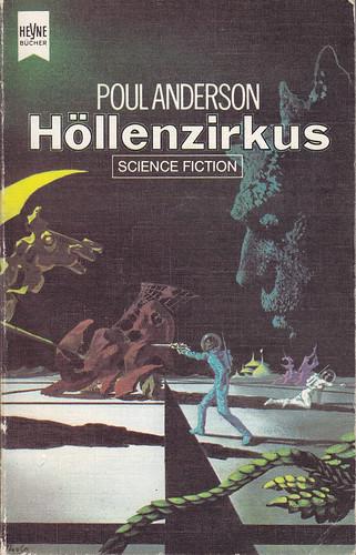 Poul Anderson / Höllenzirkus