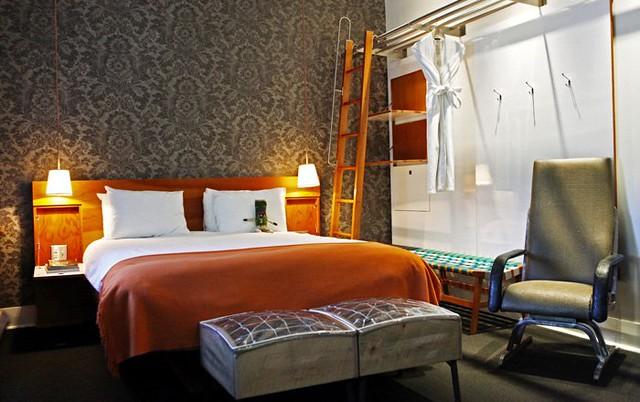 Drake Hotel Room