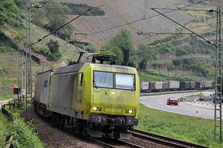 D Alpha Trains 145 CL 031 Oberwesel 29-04-2014