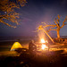 Capers Island Bonfire by jason_frye