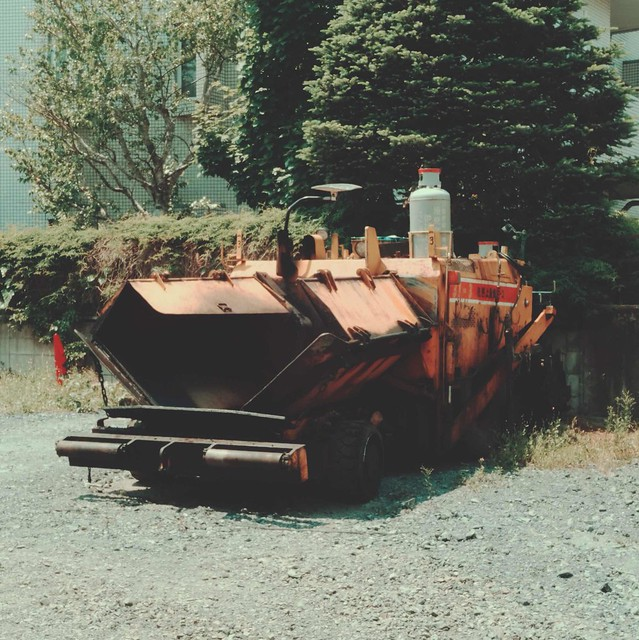 Paver (asphalt finisher)